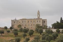 Dominant Bethléem, le monastère Mar Elias fait peau neuve