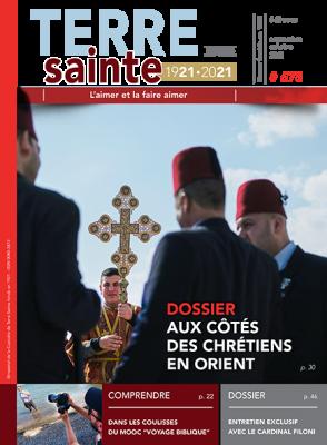 Terre Sainte n. 5/2021 – Sommaire