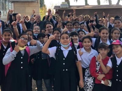 Israël interdit un événement culturel à la Maison d'Abraham