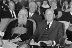 Le cardinal Tisserant reconnu « Juste parmi les Nations »